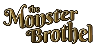 The Monster Brothel game logo